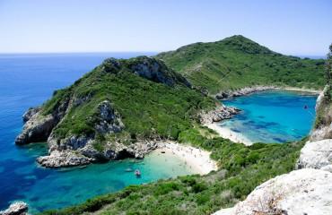 Korfu w Grecji