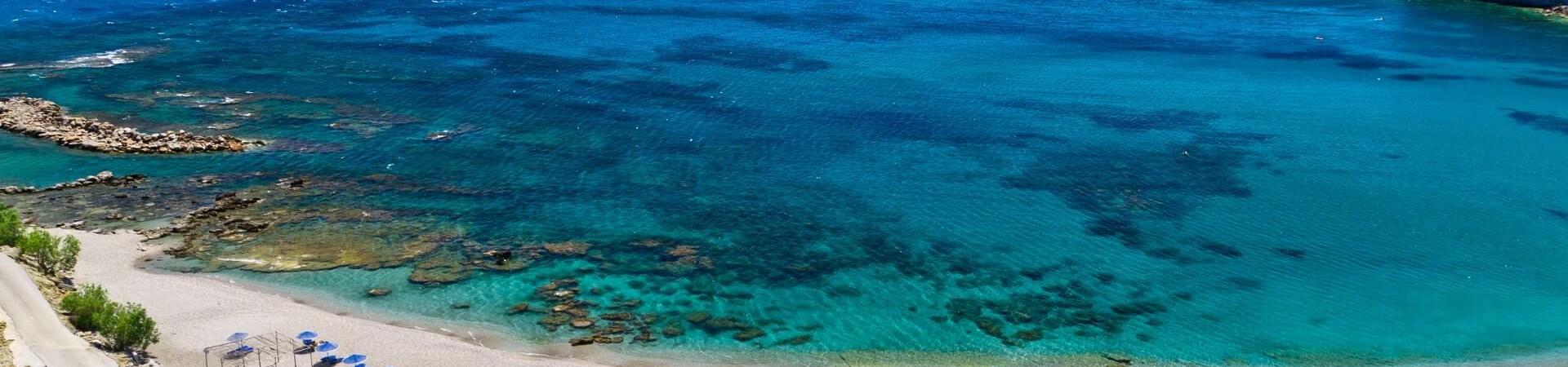 Plaża Triopetra