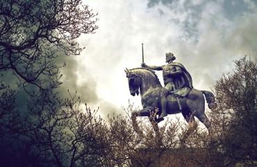 Pomnik króla Tomisława