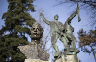 Partisan Statue