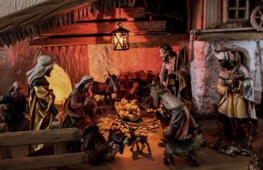 szopka bożonarodzeniowa w Hiszpanii