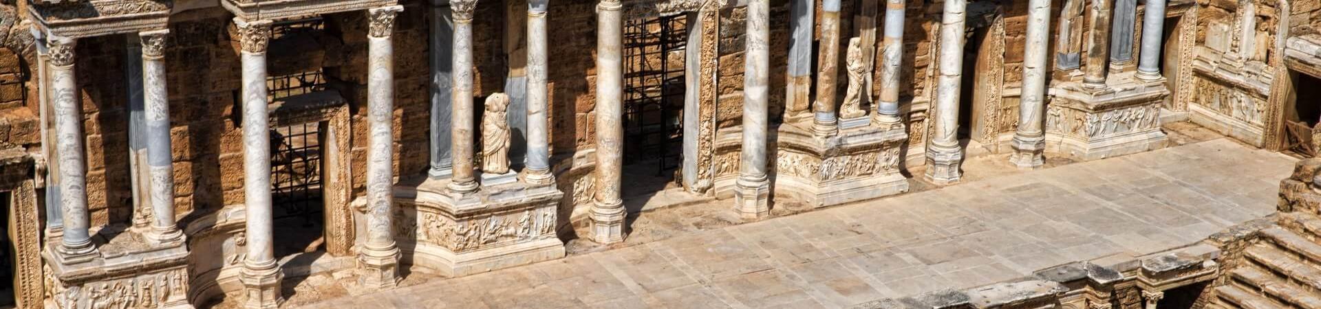 Ruiny teatru