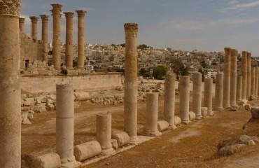 Ruiny w Efezie