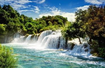 wodospad Krka w chorwacji (2) (1)
