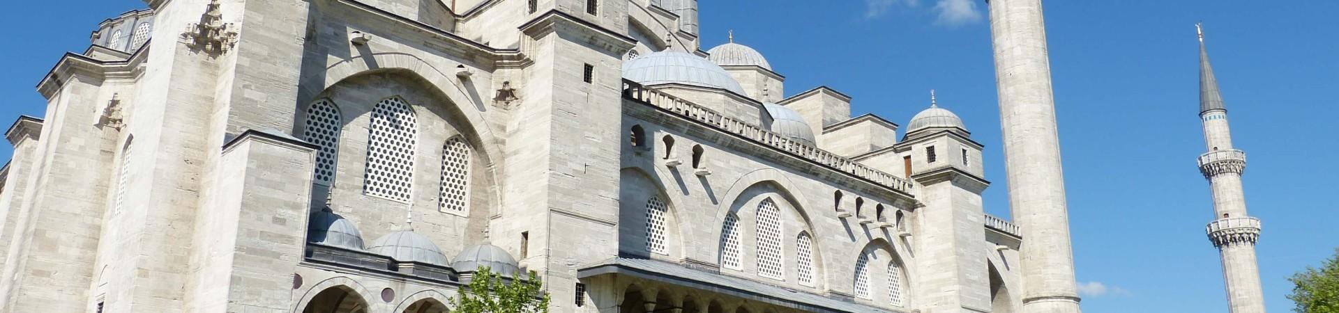 meczet w Stambule w Turcji (1)