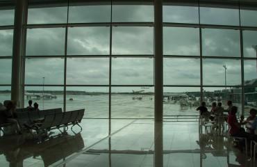 lotnisko w hiszpanii