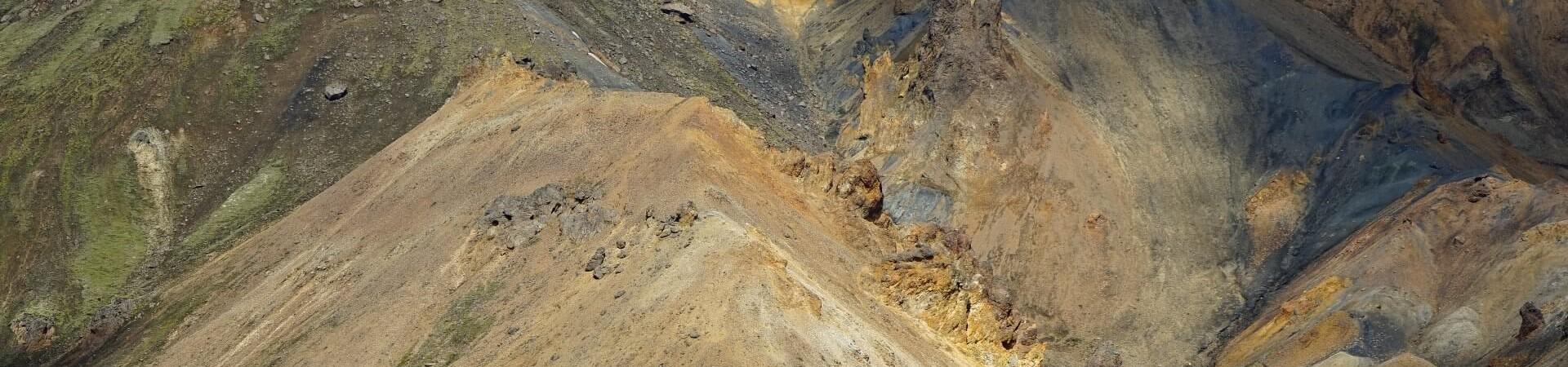 landmannahellir na Islandii