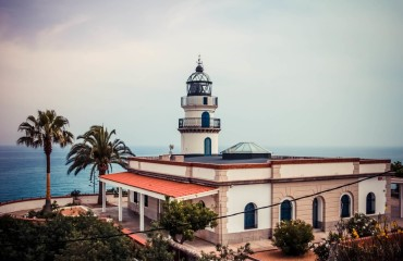 latarnia morska w hiszpanii