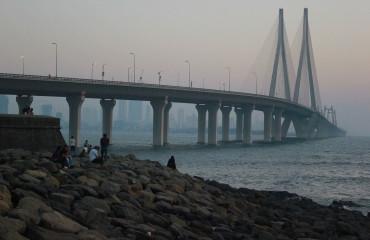 Bandra w Bombaju