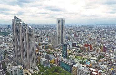tokio w japonii