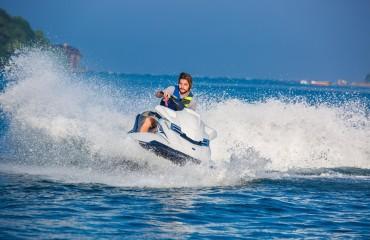 sporty wodne na Paros