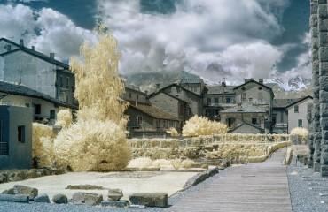 Włochy ciekawe miejsca - Aosta