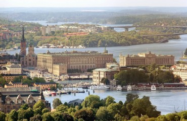Pałac Królewski w Sztokholmie