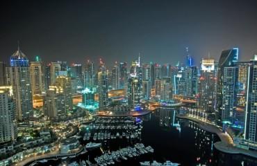Panorama Dubaju