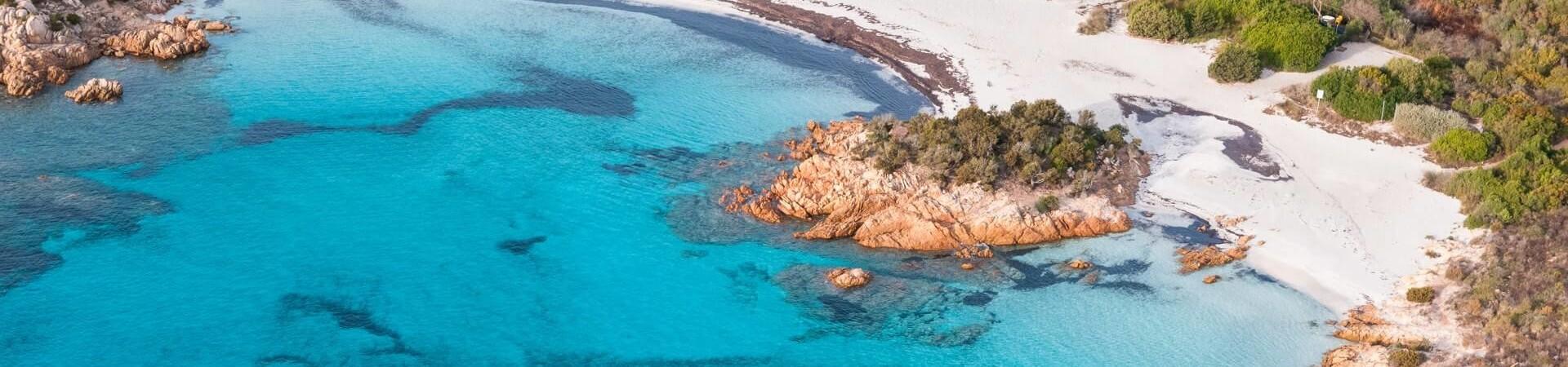 Najpiękniejsza plaża we Włoszech