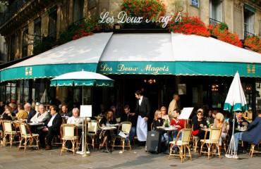restauracja w Paryżu