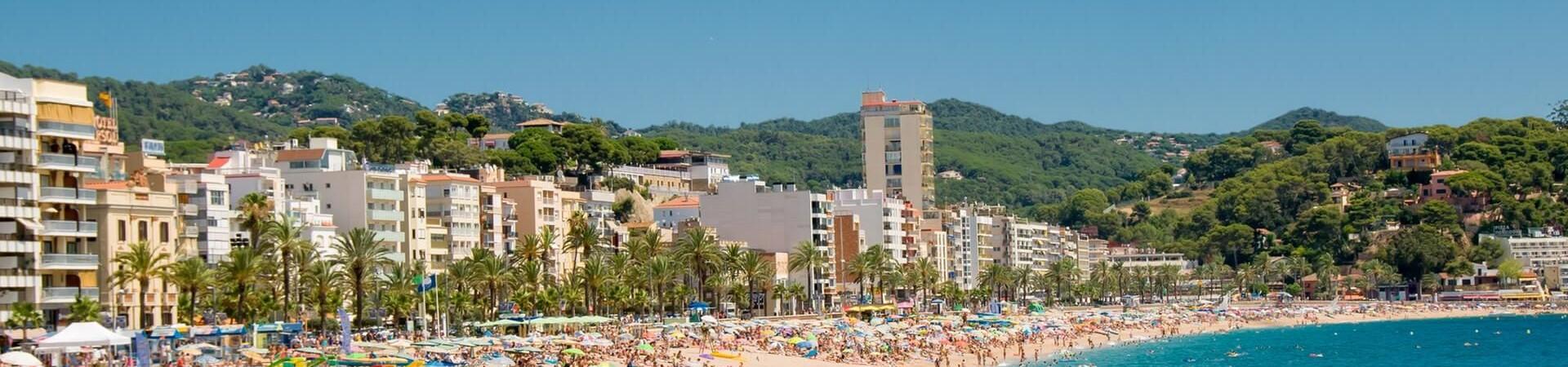 Hiszpania Lloret de Mar