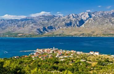 Chorwacja Vinjerac widok
