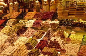 Turcja bazar