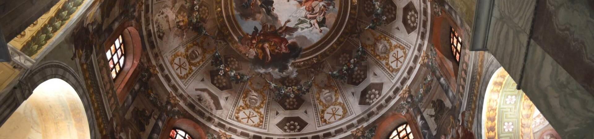Rawenna mozaiki San Vitale