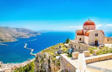 Lesbos, wyspa w Grecji