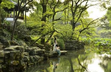 Ogrody w Suzhou, Chiny