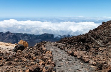 teneryfa atrakcje Park Teide