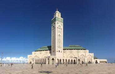 Casablanca, meczet Hassana II