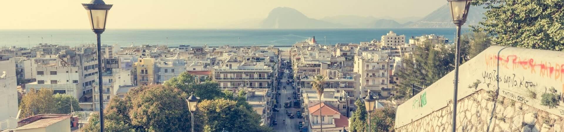 Patras Grecja