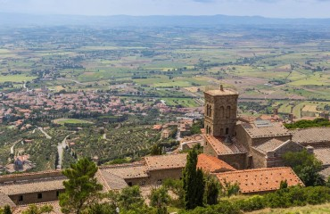 Włochy Cortona