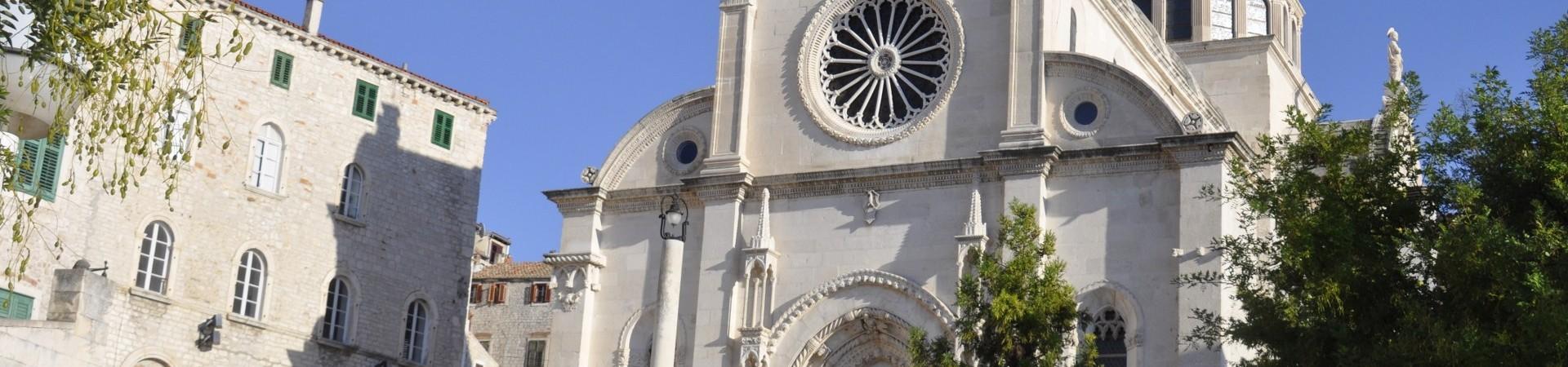 Szybenik katedra Jakuba