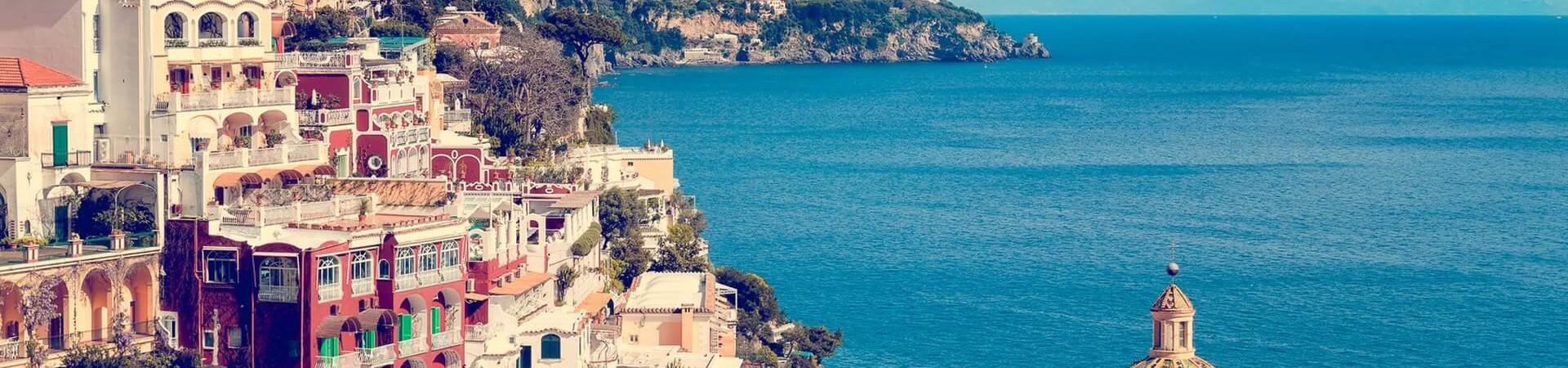 Włochy Positano