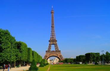 Paryż_Wieża Eiffela