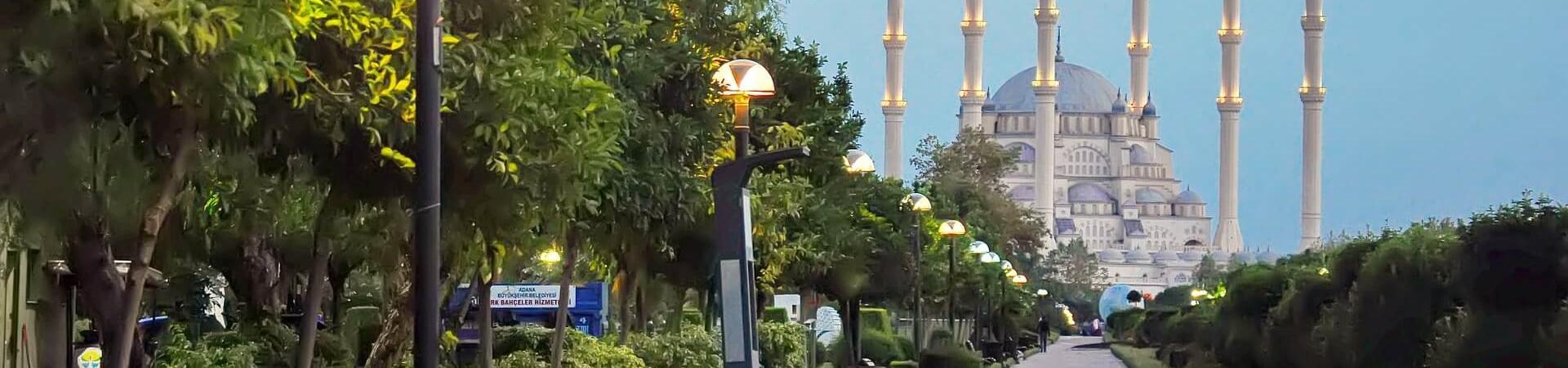 Adana meczet