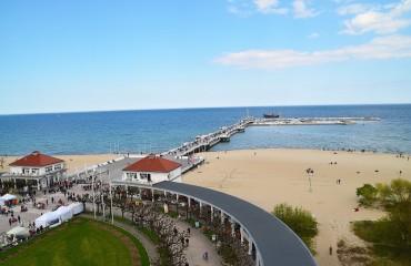 Plaża_Bałtyk