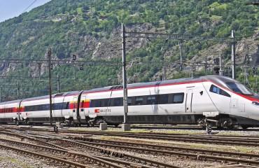 tunel kolejowy_Szwajcaria