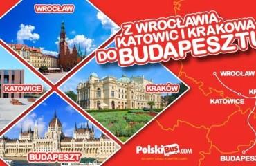 PolskiBus_Budapeszt_Kraków_Wrocław_Katowice