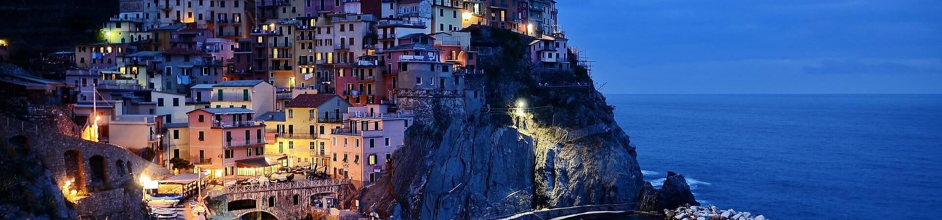 Włochy Cinque Terre