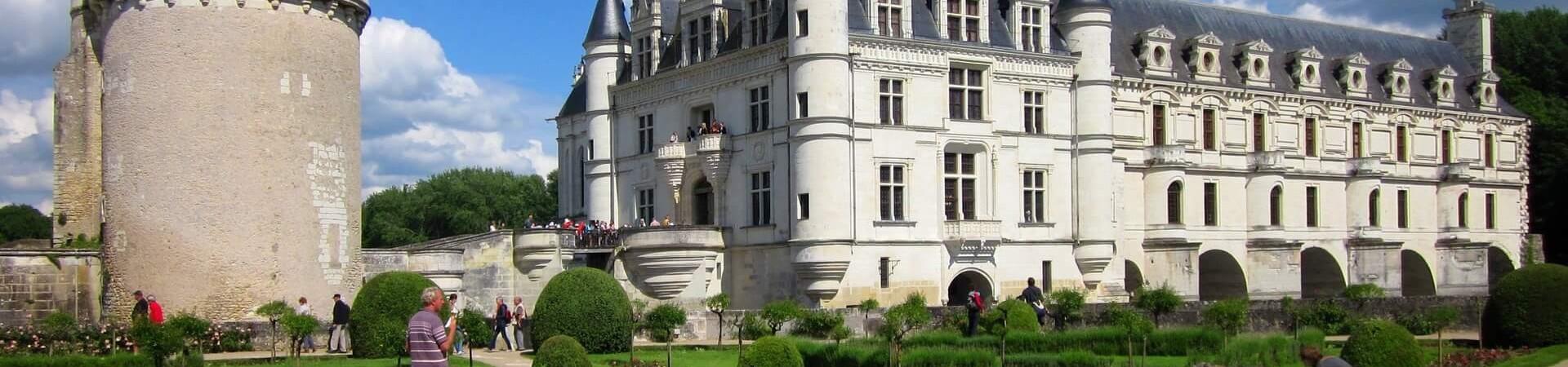 Dolina Loary Zamek