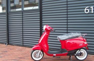 skuter paryż