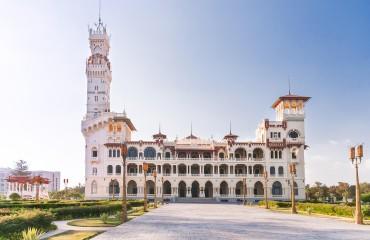 Pałac Montaza_Aleksandria
