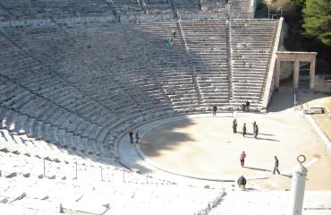 Epidauros-Grecja