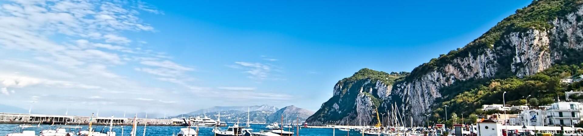 Włochy Capri