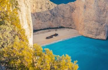 zakynthos_plaża Wraku
