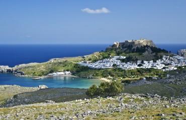 Lindos Grecja
