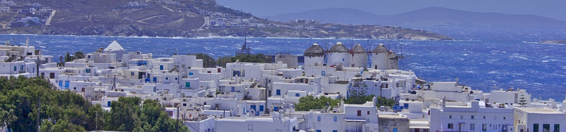 Grecja Mykonos