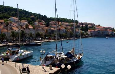 korcula port