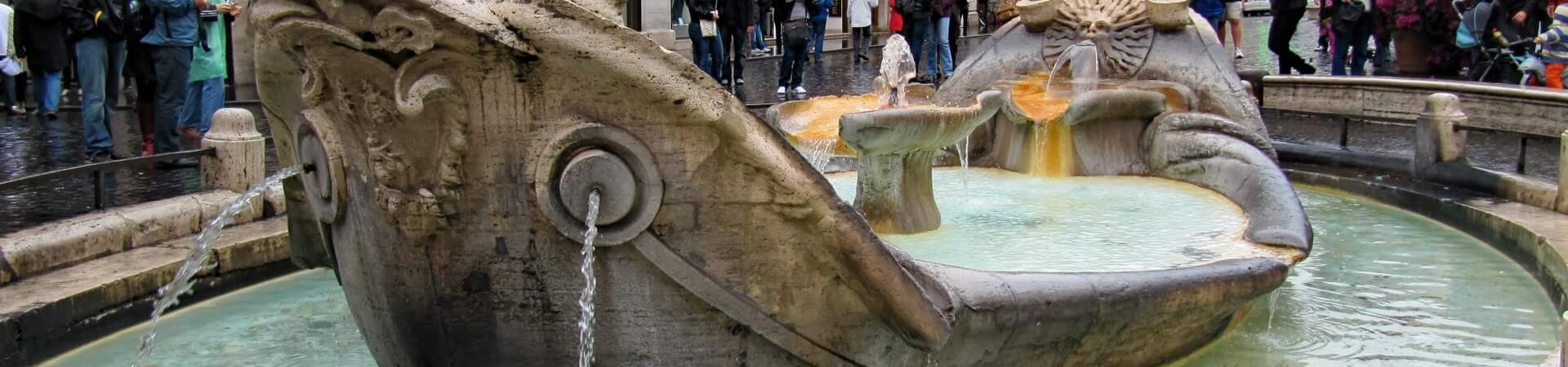 Fontana della Borcaccia