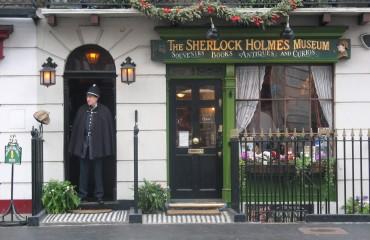 Muzeum Sherlocka Holmesa