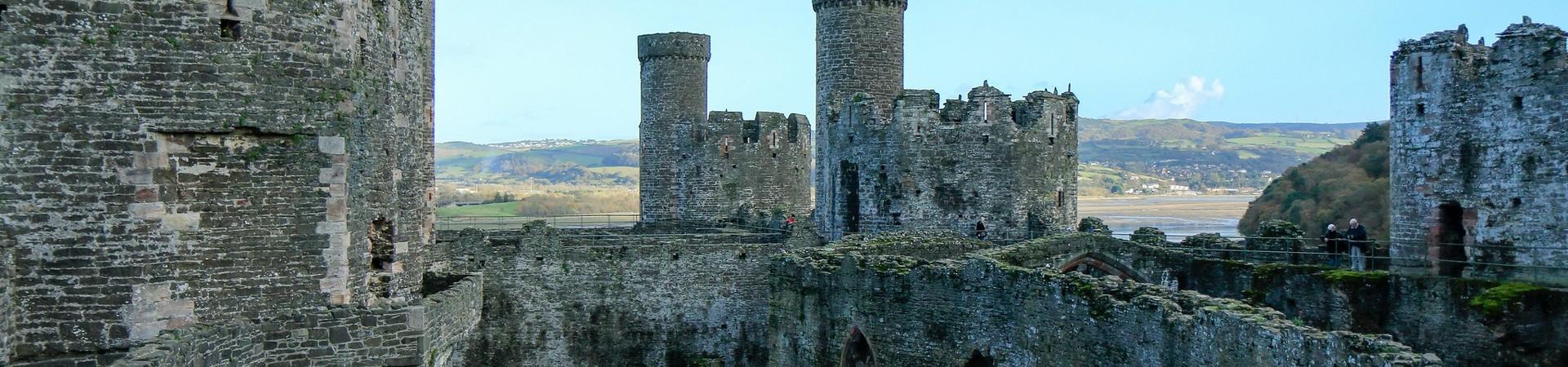 Zamek-Conwy